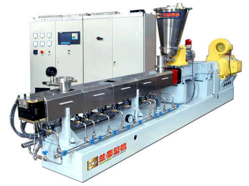 SHJ Series Twin-Screw Compounding Extruder