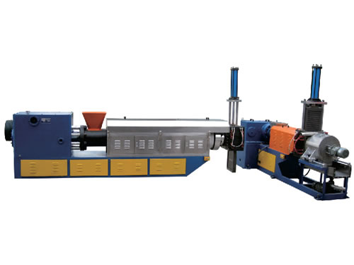 STJ Series Twin Screw Extrusion Granulation Unit